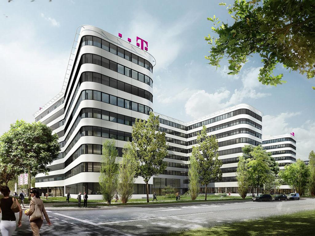 Telekom-Systems Hamburg