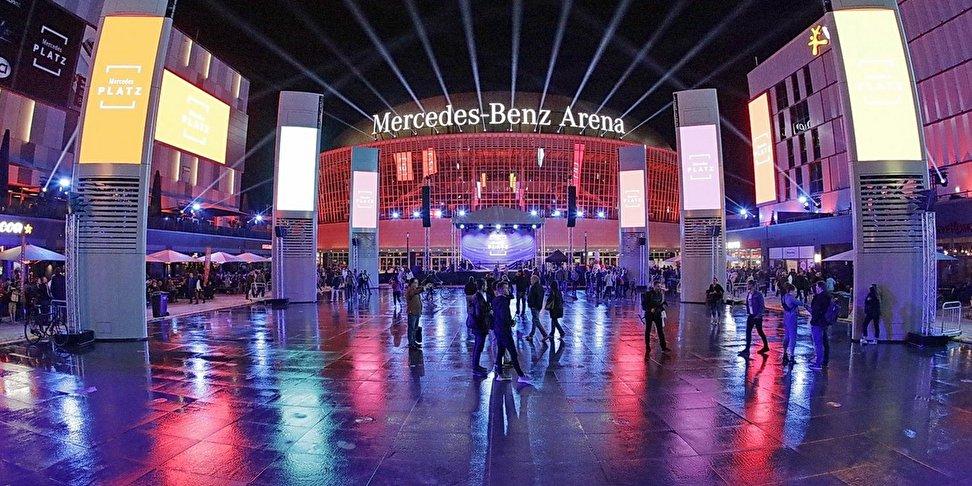 Mercedes Platz Berlin